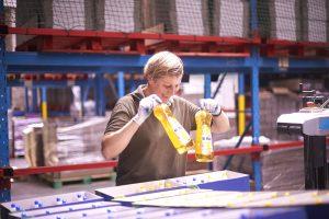 4Werk - Westlandia: verpakken van producten
